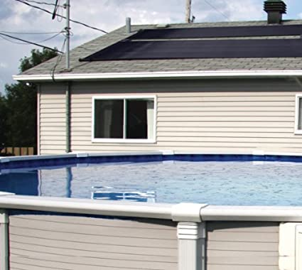 Amazon.com : 4-2X20\' SunQuest Solar Swimming Pool Heater ...