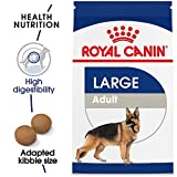 Royal Canin Large Breed Adult Dry Dog Food, 35 lb....