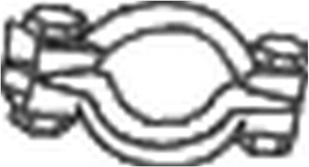 /échappement Bosal 254-920 Pi/èce de serrage