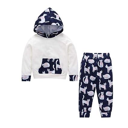 Vestiti Di Neonati Vestiti Bambina Neonato Vestiti Bambina Pantaloni  Bambino Abbigliamento Felpa Con Cappuccio Vestiti Manica Lunga Tuta Di  Stampa + ... 5c8067c8698
