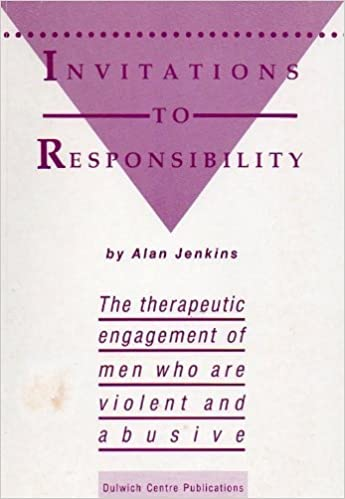 Book Invitations to Responsibility by Alan Jenkins (1993-05-03)