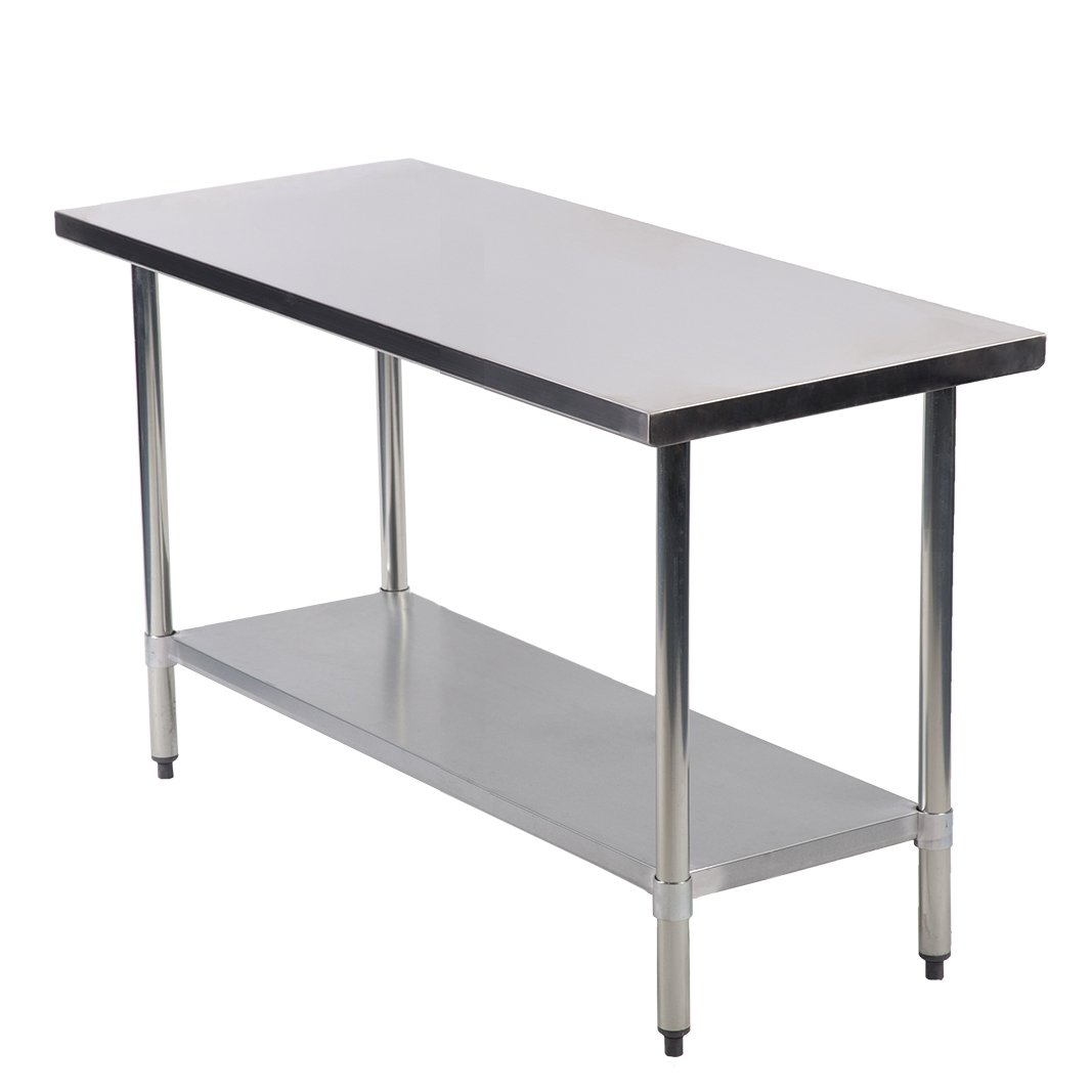 Mr Direct Stainless Steel Work Table Commercial Kitchen Restaurant 24'' x 48'' by Mr Direct