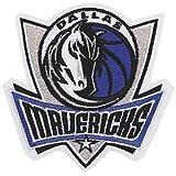 National Emblem Dallas Mavericks Logo Patch