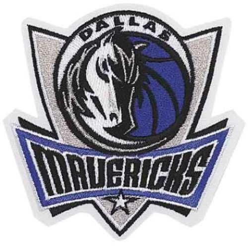 National Emblem Dallas Mavericks Logo Patch by National Emblem