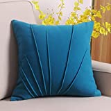 Is There a Bed Bigger Than a King Soft Time Simple Decorative Emboidery Throw Pillow Case Cushion Comfortable Pillow Cover Soft Decorative Pillowcase for Shams Dorm Room Home Office Bed Chair Couch Sofa Comfy 18