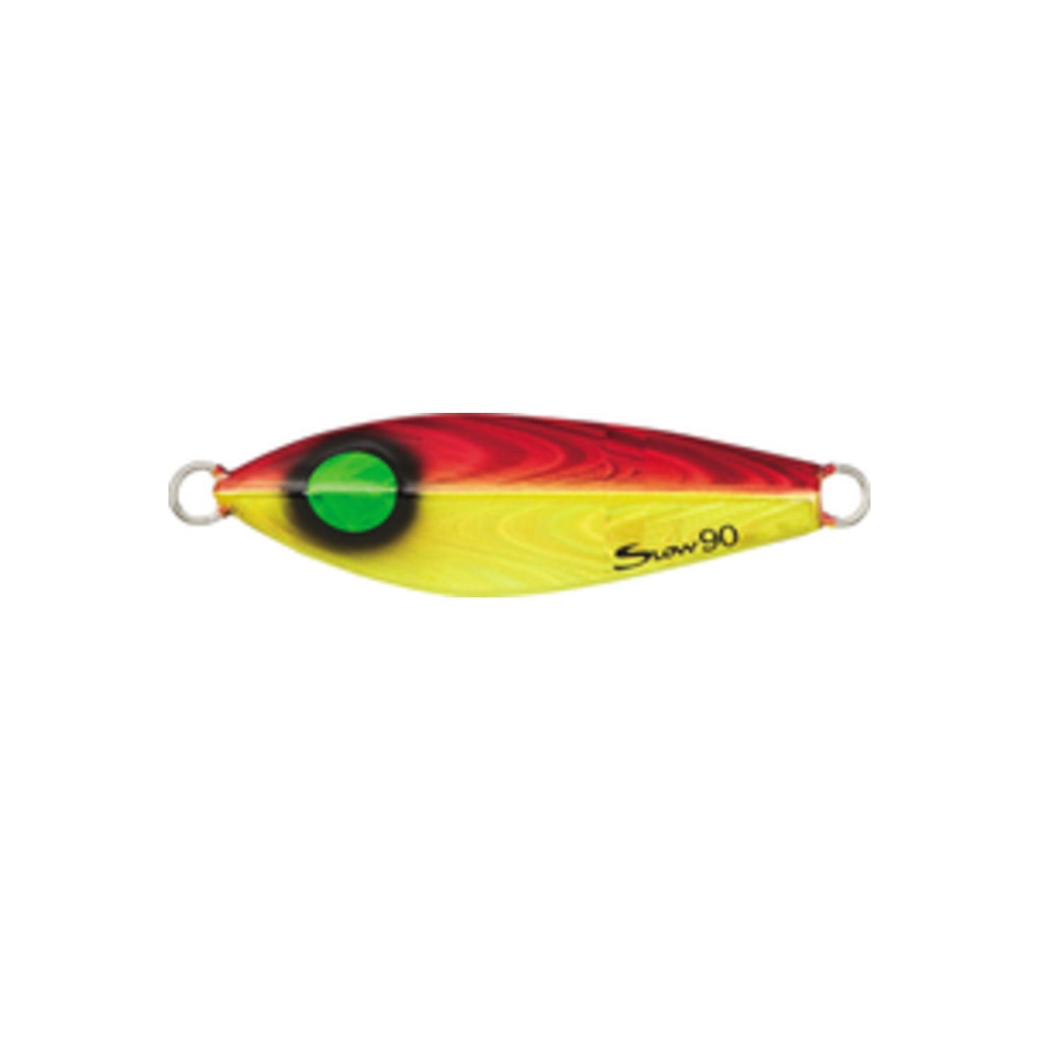 Hayabusa Lure greenical metal jig Jack eye throw 300g FS424 color Red gold Japan import