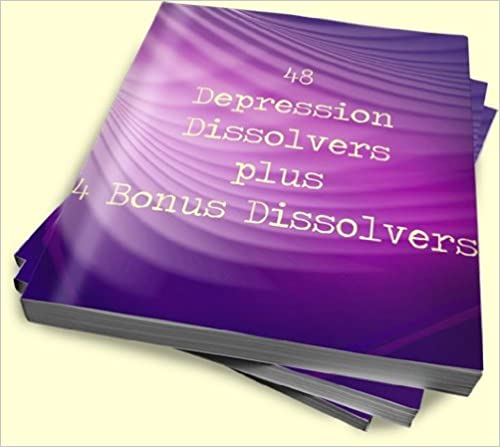 Lærebok ebooks nedlasting gratis48 Depression Dissolvers B008BE4RS8 PDB