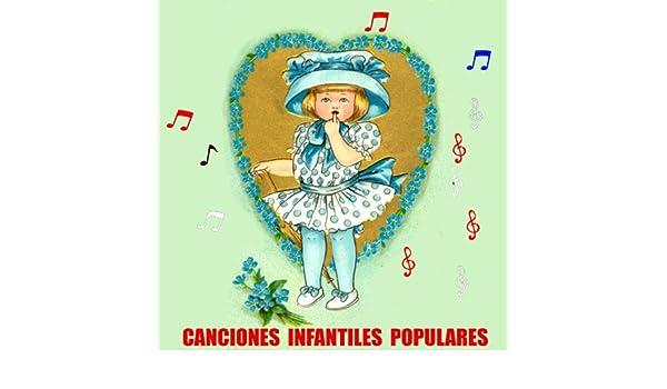 Canciones Infantiles Populares by Coro Infantil y Solistas de Publivox on Amazon Music - Amazon.com