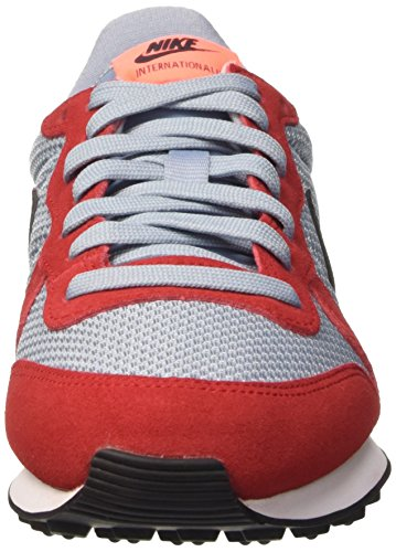 de Rojo Black University 40 blue Chaussures EU Red Grey 5 Femme Internationalist Nike Noir WMNS Sport UtStv