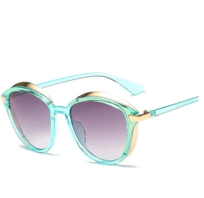Frau Männlicher Wilder Neuer Trend Der Sonnenbrille,A4