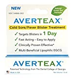 Cold Sore Treatment/Fever Blister Medicine .25 Ounce, Fast Relief of Cold Sores, Clinically Proven Targets Blister in 1 Day