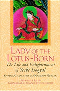 Mother of knowledge tibetan translation series tarthang tulku j lady of the lotus born the life and enlightenment of yeshe tsogyal fandeluxe Image collections