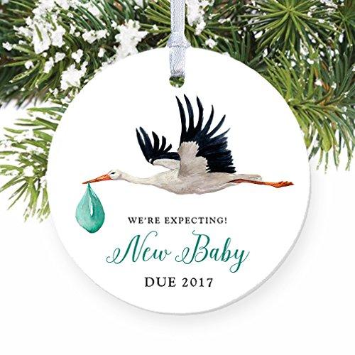 stork-pregnancy-announcement-ornament-expecting-parents-porcelain-ceramic-ornament-3-flat-circle-chr