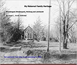 Book My Maternal Family Heritage