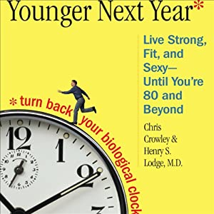 Younger Next Year Audiobook