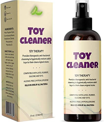 Antibacterial Adult Toy Cleaner Hypoallergenic product image