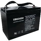 Universal Power Group UB62000 6V 200Ah Battery for M83CHP06V27 RA6-200 PS-62000 Pallet Jack Battery