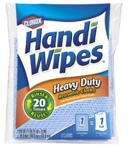 Handi Wipes 78438 Heavy Duty Reusable Wipe (36 Count)
