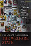 img - for The Oxford Handbook of the Welfare State (Oxford Handbooks) book / textbook / text book