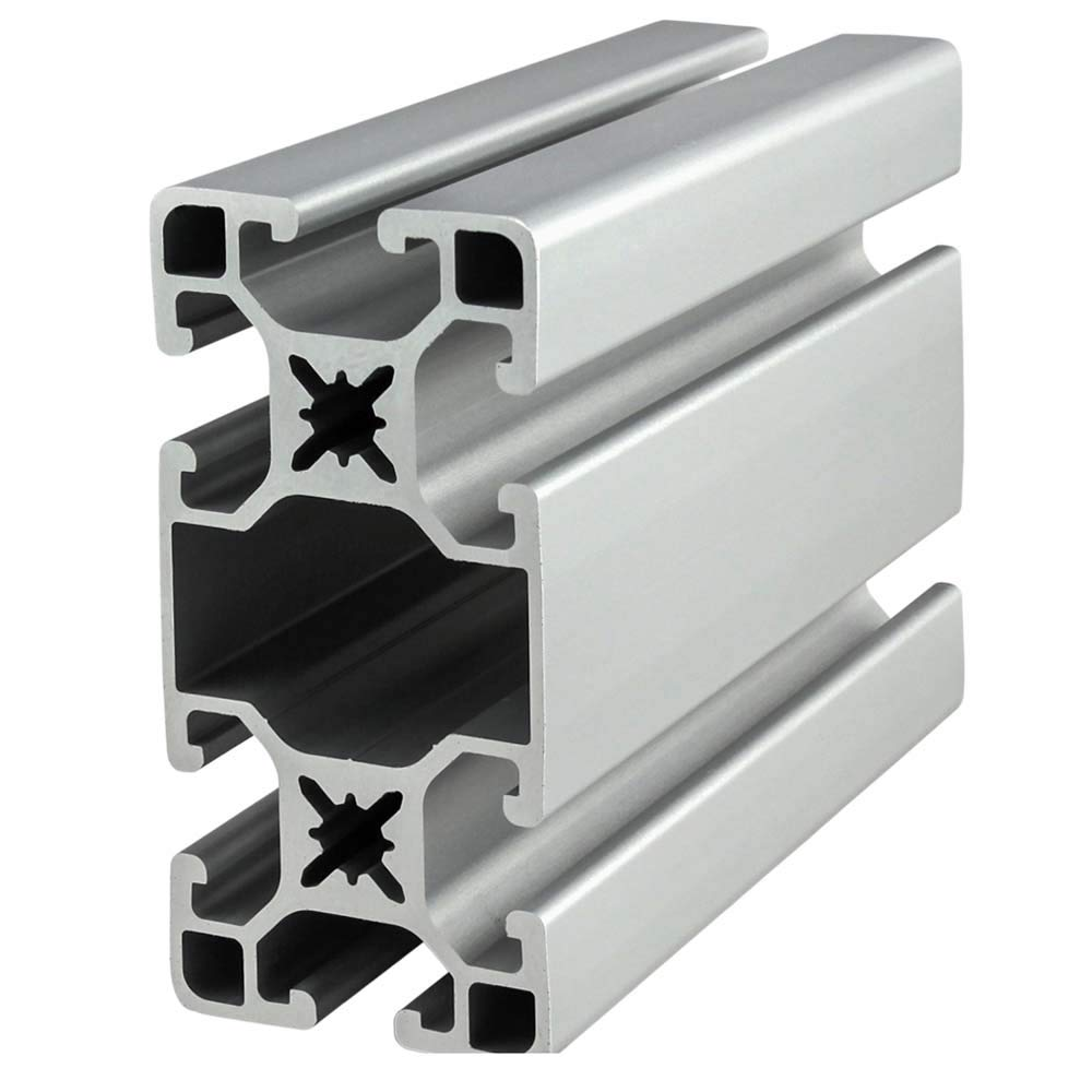 80//20 Inc T-Slot Ultra Light Aluminum Extrusion 40 Series 40-4040-UL x 2440mm N