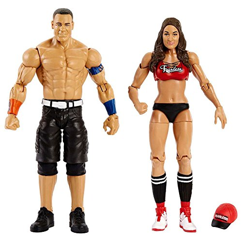 WWE Wrestle Mania Battle Pack #2 Figure Action