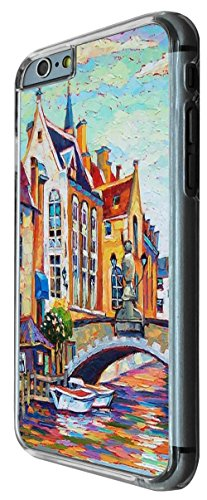 806 - Cool Fun Europe Painting Design iphone 6 PLUS / iphone 6 PLUS S 5.5'' Coque Fashion Trend Case Coque Protection Cover plastique et métal
