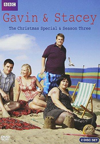 DVD : Gavin & Stacey: Season 3 Plus 2008 Christmas Spec (, Widescreen, 2 Disc)