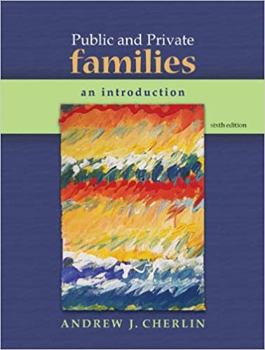 Isbn 9780073404363 public and private families: a reader 6th.