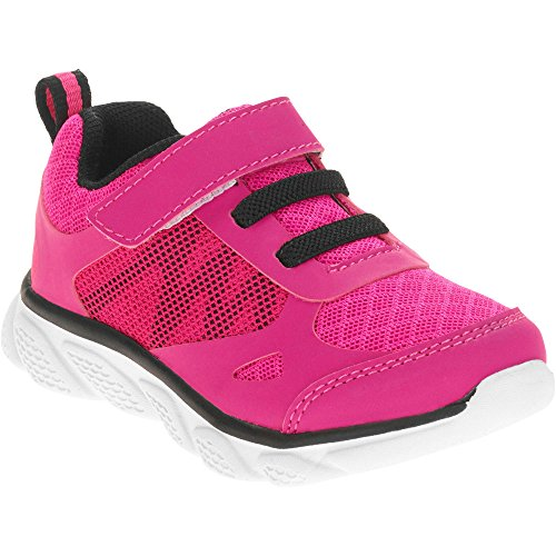 Danskin Now Girls Athletic Lightweight Running Shoes Fuschia (13)