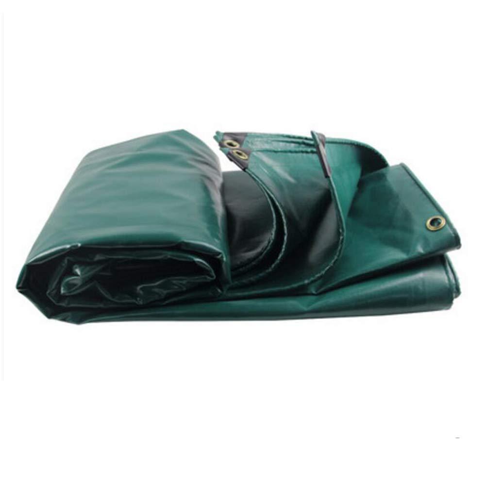 (訳ありセール 格安) MUMA ターポリン PVC 厚い 耐寒性 シェード 杼口 布 耐寒性 サイズ B07K72XRGB キャンバス トラック カスタマイズ (色 : 濃い緑色, サイズ さいず : 3*4m) 3*4m 濃い緑色 B07K72XRGB, ヒロオグン:40b2b8ad --- arianechie.dominiotemporario.com