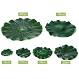 Superdream Artificial Realistic Lily Pads Floating