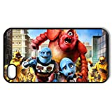 CTSLR Movie & Teleplay Series Protective Hard Case Cover for iPhone 4 & 4S - 1 Pack - Escape From Planet Earth - 2