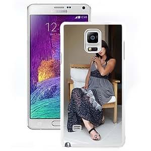 New Custom Designed Cover Case For Samsung Galaxy Note 4 N910A N910T N910P N910V N910R4 With Girl In A Summer Dress Girl Mobile Wallpaper (2).jpg