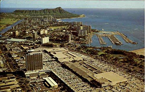Ala Moana Center Waikiki, Hawaii Original Vintage - Ala Waikiki Center Moana