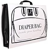 Life in Play Diaper Bag Alternative - The Jacquie, Black