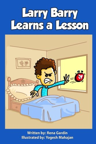 Larry Barry Learns a Lesson pdf
