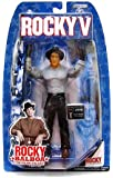 Jakks Pacific Rocky V and VI (Series 5 and 6) Action Figure Rocky Balboa Street Gear