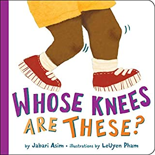 Book Cover: Whose Knees Are These?