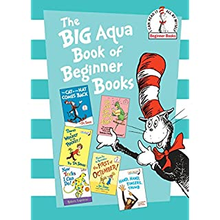 The Big Aqua Book of Beginner Books (Beginner Books(R))