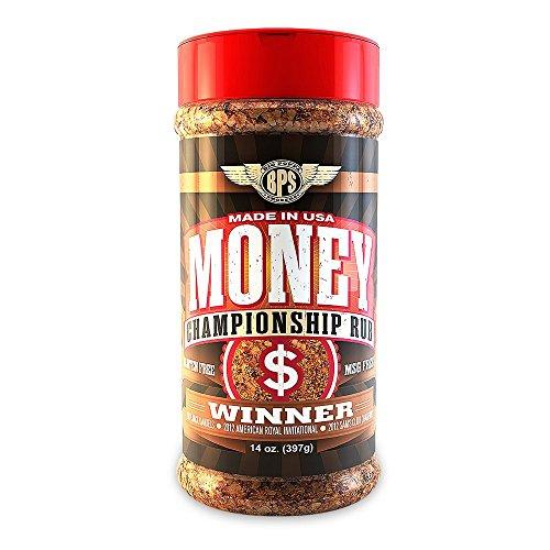 Money BBQ Rub 14oz.