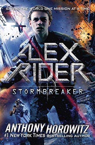 (Stormbreaker (Alex Rider Book 1))