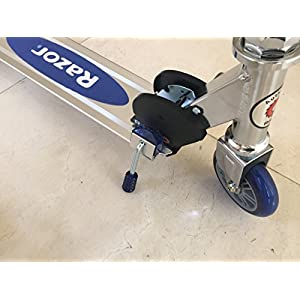 Scooter Kickstand Functional Blue stand