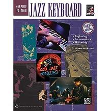 Complete Jazz Keyboard Method Complete Edition (Book & CD) (Complete Method)