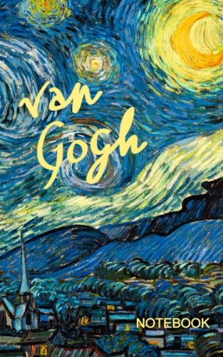 Van Gogh Notebook: Starry Night (journal/cuaderno/portable/gift) (Signature series)