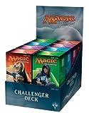 Display Box of (8) MTG Magic Challenger Decks: (2 each) Hazoret Counter Vehicle Second