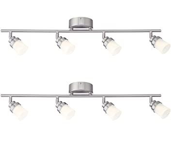 Designers fountain evt102027 35d 2 3 led brushed nickel track designers fountain evt102027 35d 2 3 led brushed nickel track lighting kit aloadofball Images