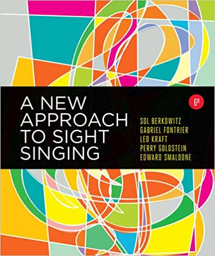 A new approach to sight singing sixth edition sol berkowitz a new approach to sight singing sixth edition sixth edition fandeluxe Images
