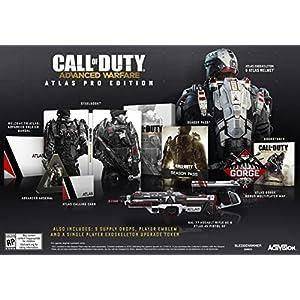 Call of Duty: Advanced Warfare Atlas Pro Edition - Xbox 360