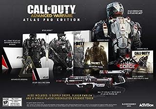 Call of Duty: Advanced Warfare Atlas Pro Edition - PlayStation 3 (B00M5PX8G6) | Amazon price tracker / tracking, Amazon price history charts, Amazon price watches, Amazon price drop alerts