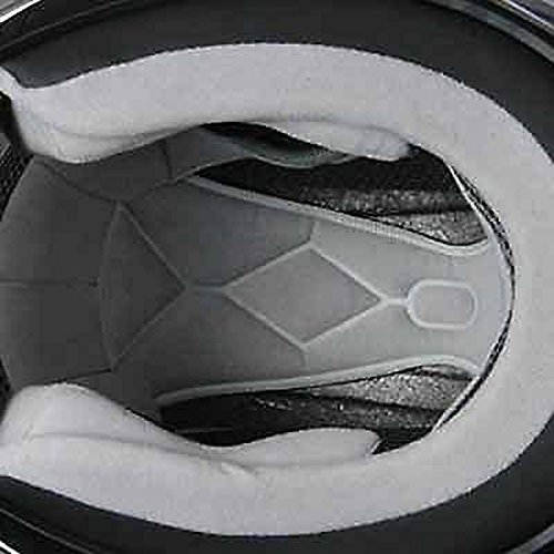 Motorcycle Helmet Accessories - Grey/Medium ()
